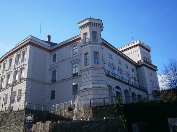 Zamek książąt Sułkowskich w Bielsku-Białej