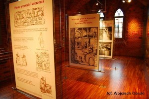 Wystawa w Tyskim Browarium