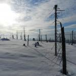 Droga powrotna z Turbacza