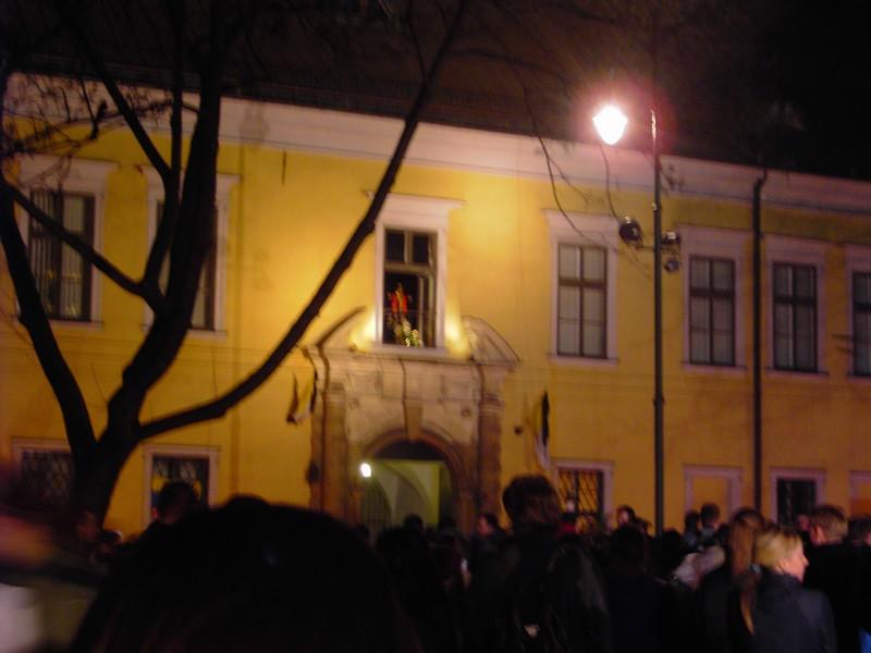 Okno Papieskie w Krakowie