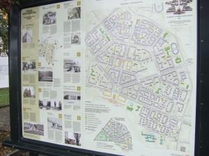 Mapa Nowa Huta