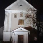 Mały kościółek w Chełmie