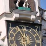 Poznań - fasada ratusza
