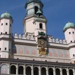 Poznań - ratusz
