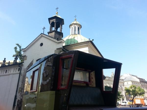 Kraków Poczta Osobowa