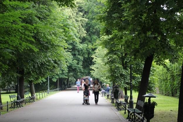 Planty Kraków