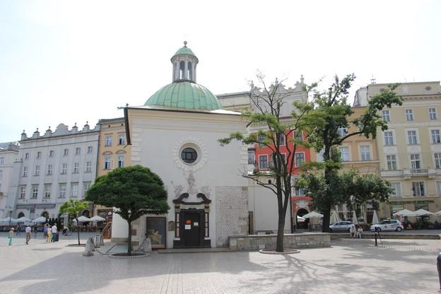 Kościółek Świętego Wojciecha