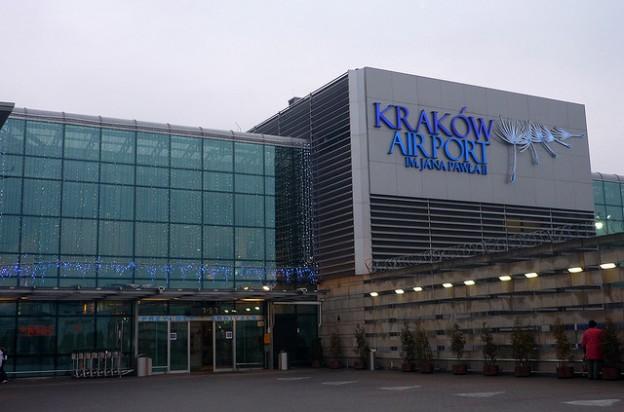 Kraków Balice Lotnisko Dojazd